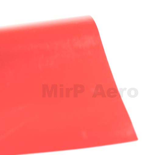 #102/A Plastic Cover Solid Bright Red (150x 60Cm)