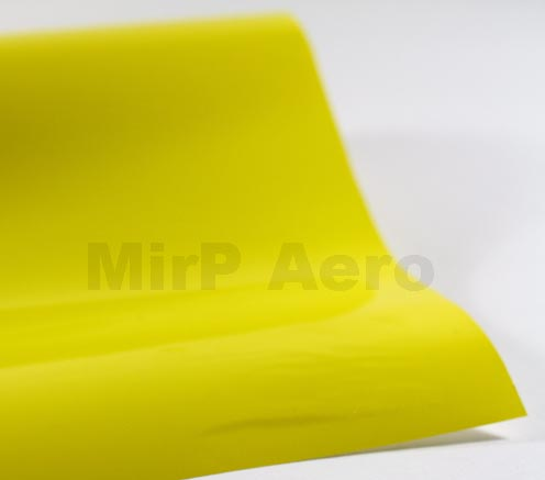 #105/A Plastic Cover Solid Cyan-Yellow (150x 60Cm)