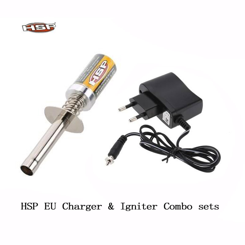 #A031 HSP 1.2V 1800mAh Rechargeable Glow Plug Starter