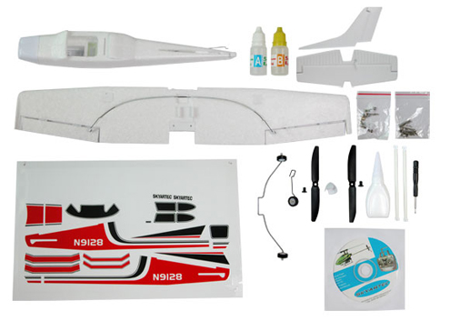 #AP5 SKYARTEC Mini Cessna Kit
