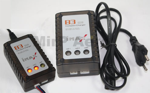 #CG003 DC-4S Balance Charger & Cell Checker 30w 2s~4s