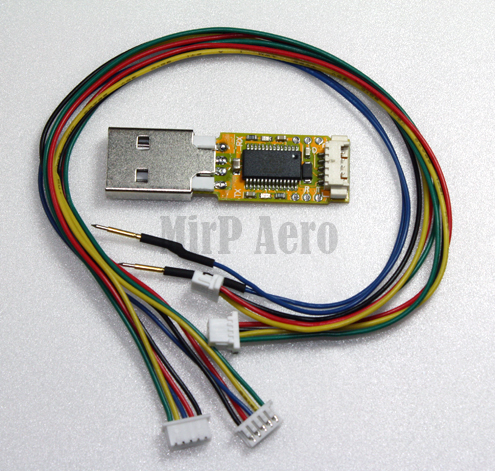 #CM01 USB FTDI Flash Stick for Micro and Mini MWC With Cable