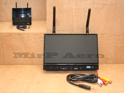 #CM05 7in FPV Monitor/ Displayer Built-in 32CH 5.8G