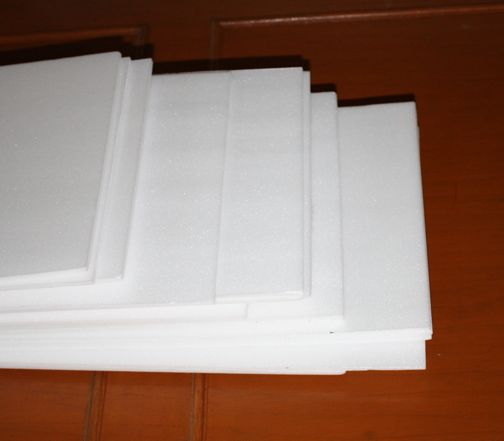 #DP03 Depron/Polyfoam 10mm 100x24cm (4sheet)