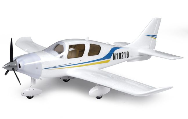 #DS015 New Cessna 400(White) PnP