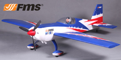 #DS063 FMS 1.3M Extra 300 PNP Version