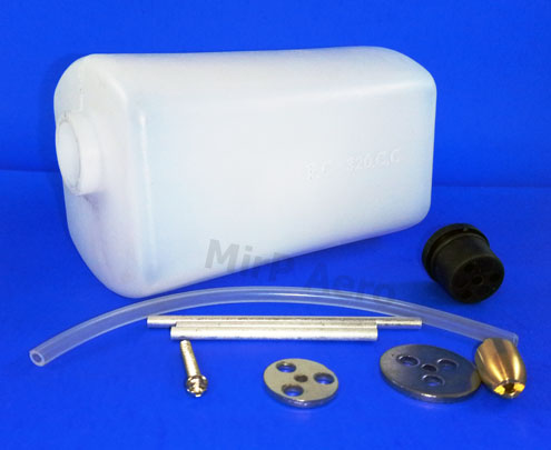 #FT320 320cc Fuel Tank for Nitro Plane S91-120A