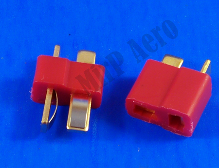 #LA001 T-Connector/Dean Connector 1pair