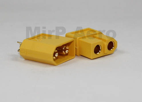 #LA002 XT60 Connectors Male/Female (1pair)