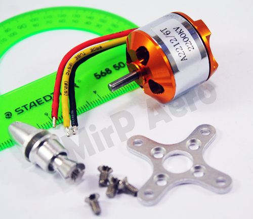 #M002 A2212 2200Kv Brushless Motor