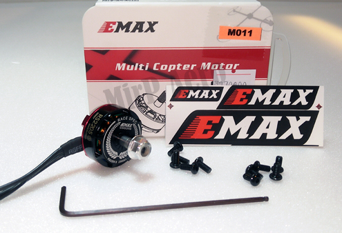 #M011 EMAX RS2205S 2300KV Racing Edition Brushess Motor 3-4S