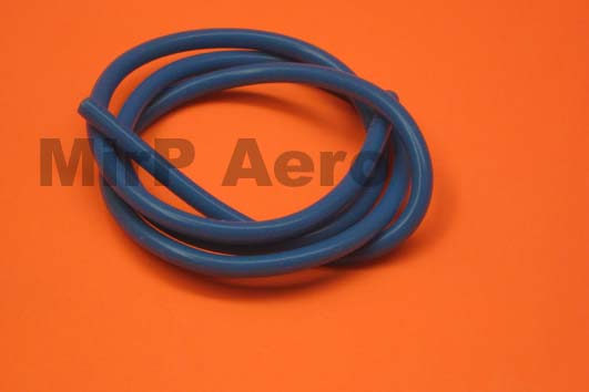 #A044 Silicon Wire 14AWG Super Soft (50cm) BLUE