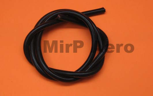 #A041 Silicon Wire 14AWG Super Soft (50cm)Black