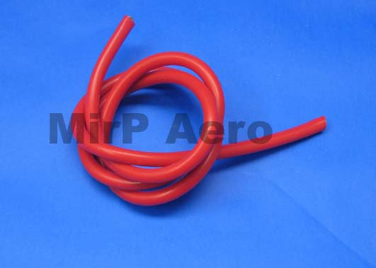 #A027 Silicon Wire 12AWG Super Soft (50cm) RED