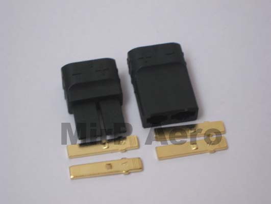 #BC004 Traxxas style Plug Male & Female