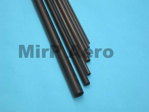 #CF010 Carbon Fiber Rod (solid) Dia1mm L=500mm