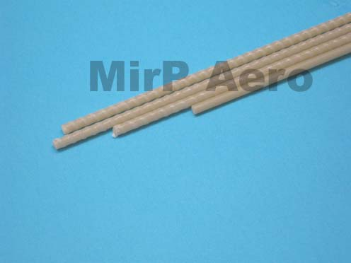 #GF025 Glass Fiber Rod 750x2.5mm