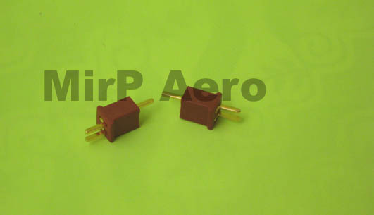 #LA005 Micro Deans Style Polarised Connectors
