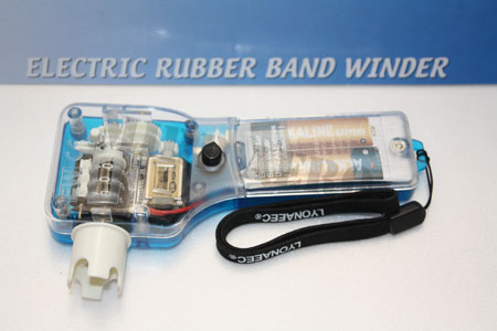 #RB06 Electric Rubber Band Winder for Freeflight Series Models