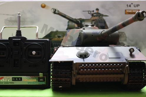 #RT-3819-1 GERMAN PANTHER