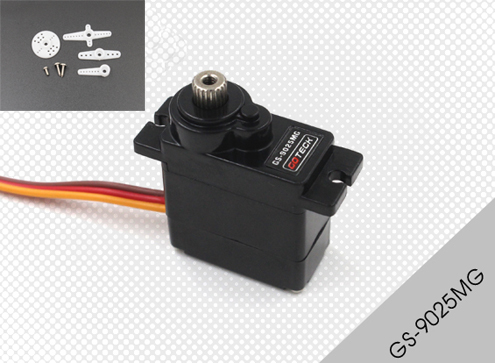 #S002 GS-9025MG GOTECK 13g Analog Servo Metal Gear
