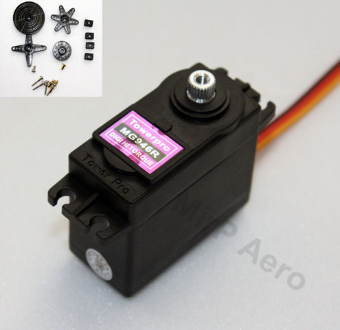 #S007 MG946R Towerpro Digital Metal Servo 13KG High torque.