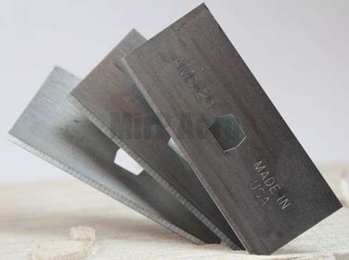 #T12 Razor Plane Replacement Blades (3pcs)