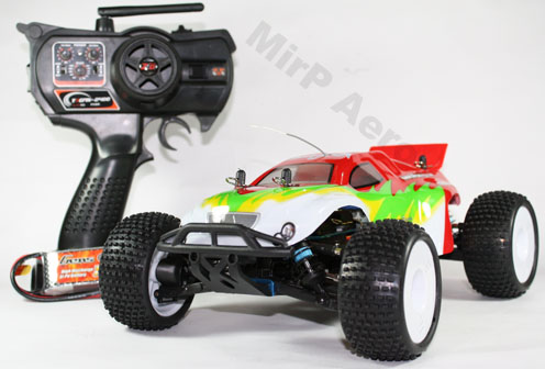 #ZD1 ZMT-16 1/16 Truggy Brushless Electric (RTR)