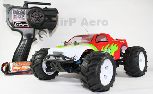 #ZD2 ZMR-16 1/16 Truck Brushless Electric (RTR)