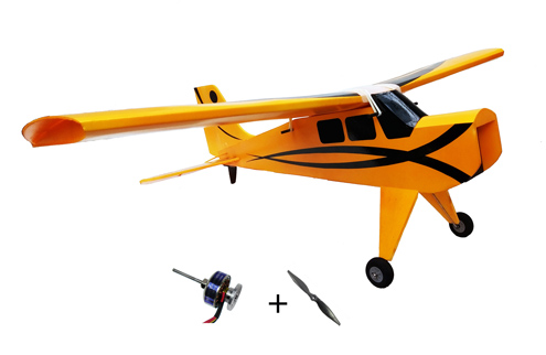 #AP3 Gup'Y Electrik Kit 980mm (Kit+Motor Brushless+Propeller)