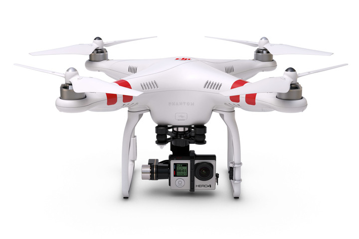 Phantom 2 + H4-3D Camera is NOT included