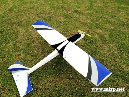 #SR1 StarRuner Glider 1400mm KIT