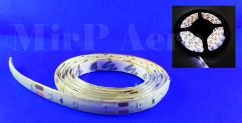 #LD003 High Density R/C LED Flexible Strip-WHITE 1metre