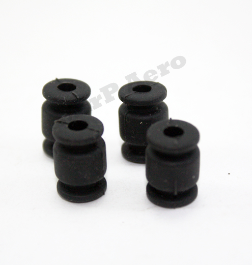 #QD10A Rubber Shock Absorption Damping Ball (4pcs)